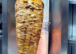 Shawarma the oldest item in our menu