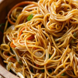 Chinese (chow mein, noodles)