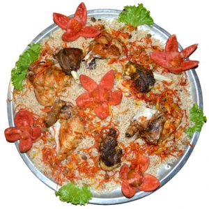 Special Rice Dishes